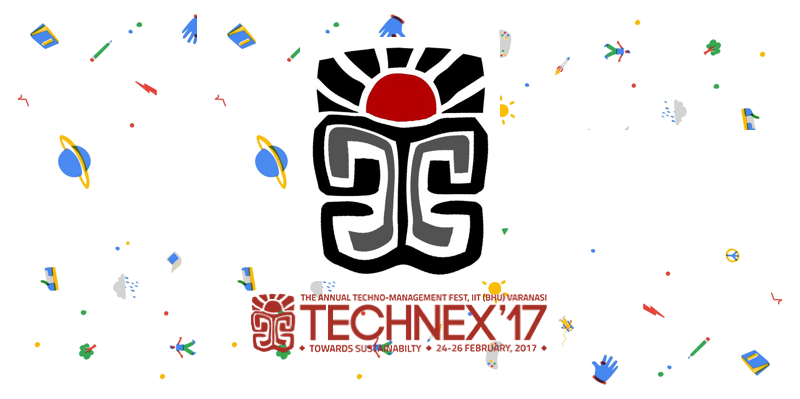 Technex 2017 Website
